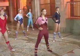 Выпуски Ритмической гимнастики 80-х (1й, 2й и 3й выпуски)