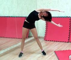 Танцевальный фитнес с Дарьей Лисичкиной (3 видео)