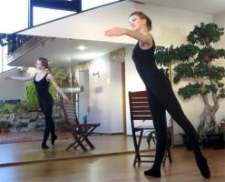 Уроки боди-балета онлайн (5 видео)