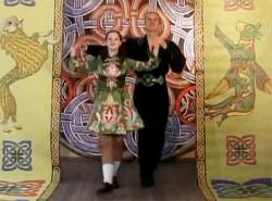 Видео уроки ирландских танцев (2 видео)