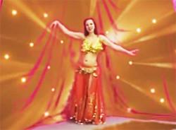 Танец живота – техника исполнения элементов