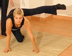 Комплекс упражнений бодифлекс для похудения