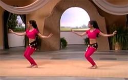 Вина и Нина – видеоуроки танца живота