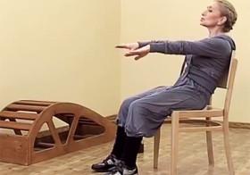 Фитнес в офисе с Татьяной Лисицкой