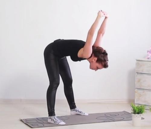 Упражнения для красивой осанки — сборник 4 видео