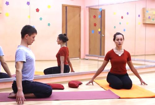 Комплекс упражнений: йога - jvru