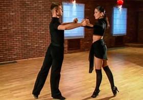 Спортивные латиноамериканские танцы — единичные действия