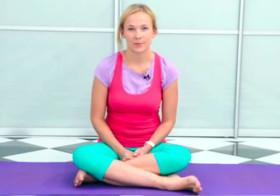 Как избавиться от звездочек на ногах при помощи йоги