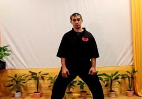 Упражнение цигун «Стояние столбом» (6 видео)