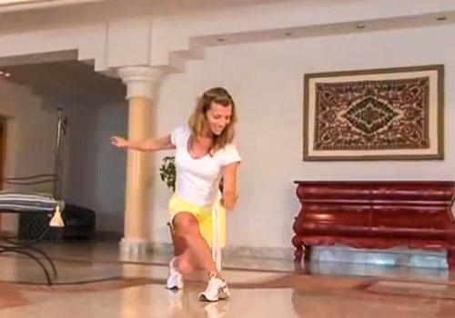 Фитнес балет с Джой Булл
