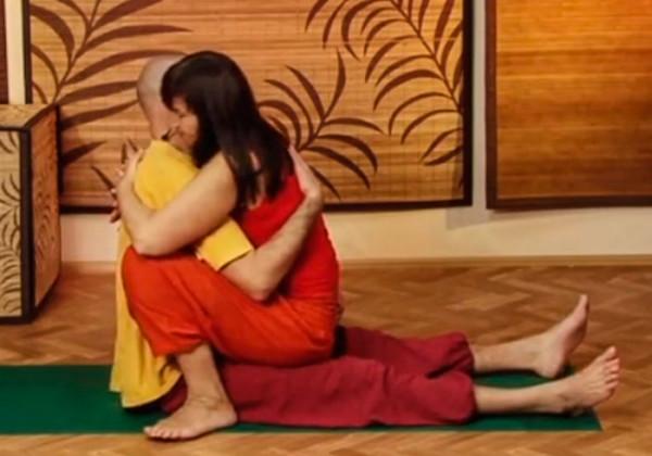 Парная йога - медитация