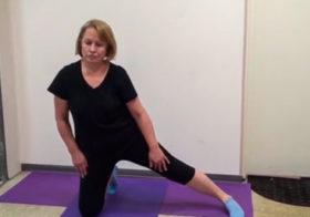 Йога для пожилых - часть 1 (4 видео)