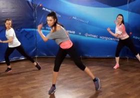 Танцевальные фитнес-тренировки два видеоурока