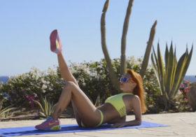 Тренировка для девушек на все группы мышц