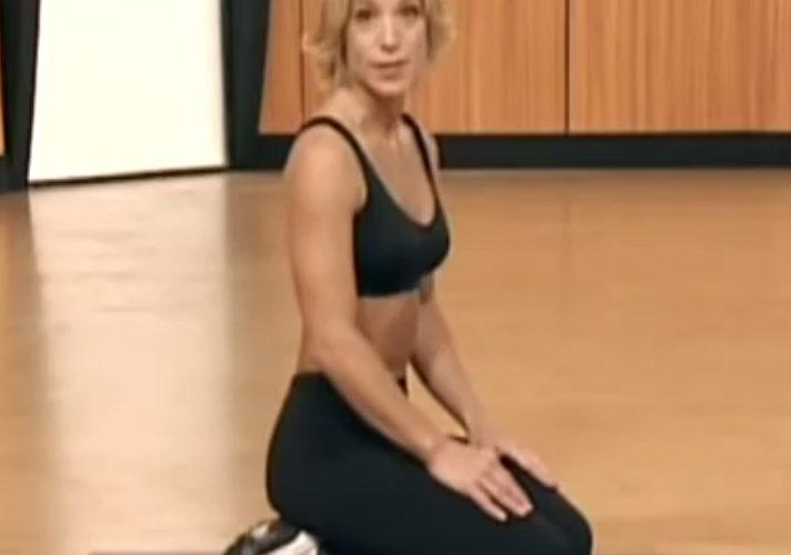 убрать живот с помощью упражнений