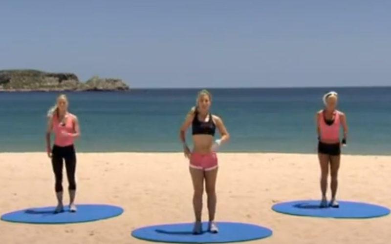Фитнес дома - упражнения для похудения
