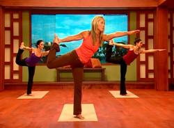 Йога - контроль веса с Дениз Остин