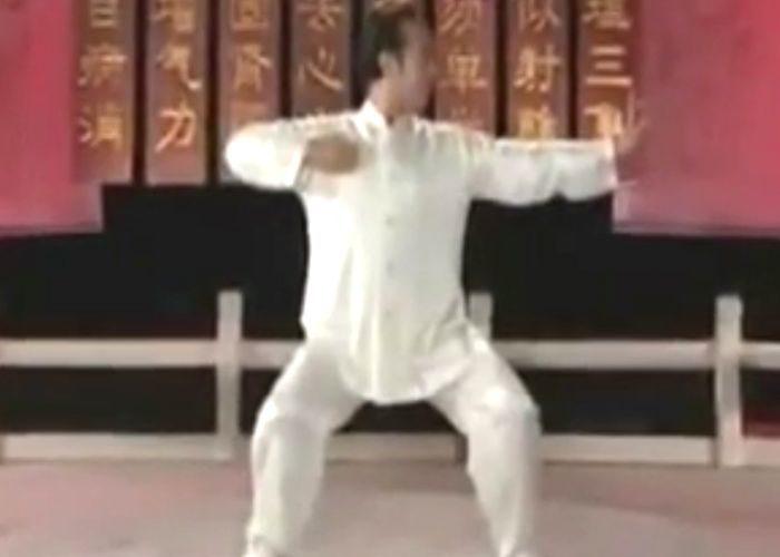 Цигун Ба Дуань Цзин - Восемь отрезов парчи