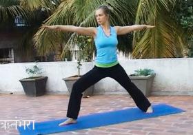 Хатха-йога - занятие для начинающих