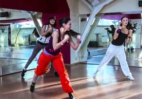 Что такое фитнес зумба - сборник 3 видео