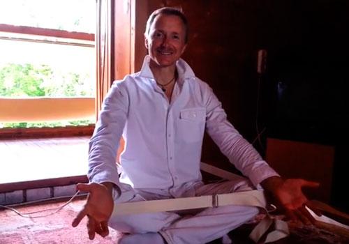 О ремне для йоги и о правильном дыхании