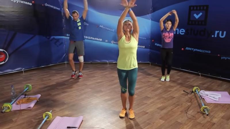 Силовые тренировки в домашних условиях — 4,5 и 6 уроки