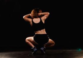 Как танцевать тверк - 4-6 уроки