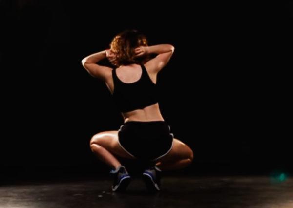 Как научиться танцевать твёрк — 4-6 уроки