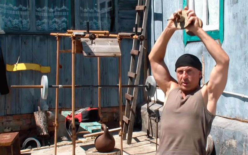 Базовые упражнения с гантелями от Александра Алексеевича