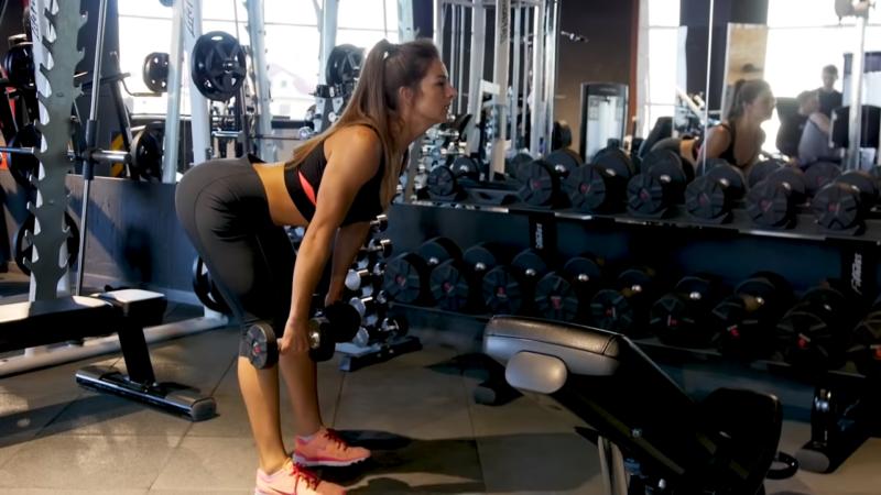 Упражнения для мышц  ягодиц с исправлением ошибок при выполнении