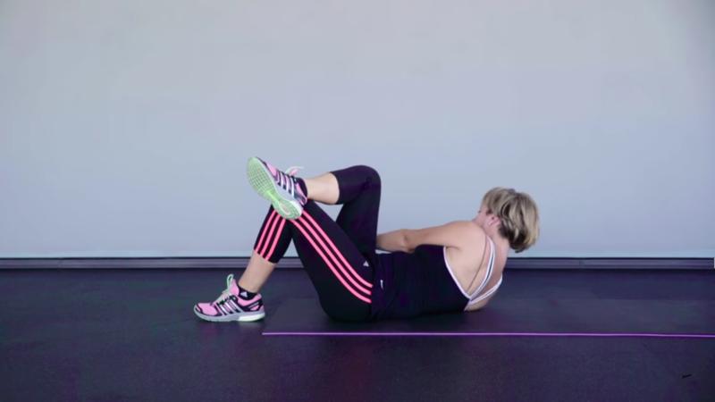 Упражнения для похудения для женщин после 40